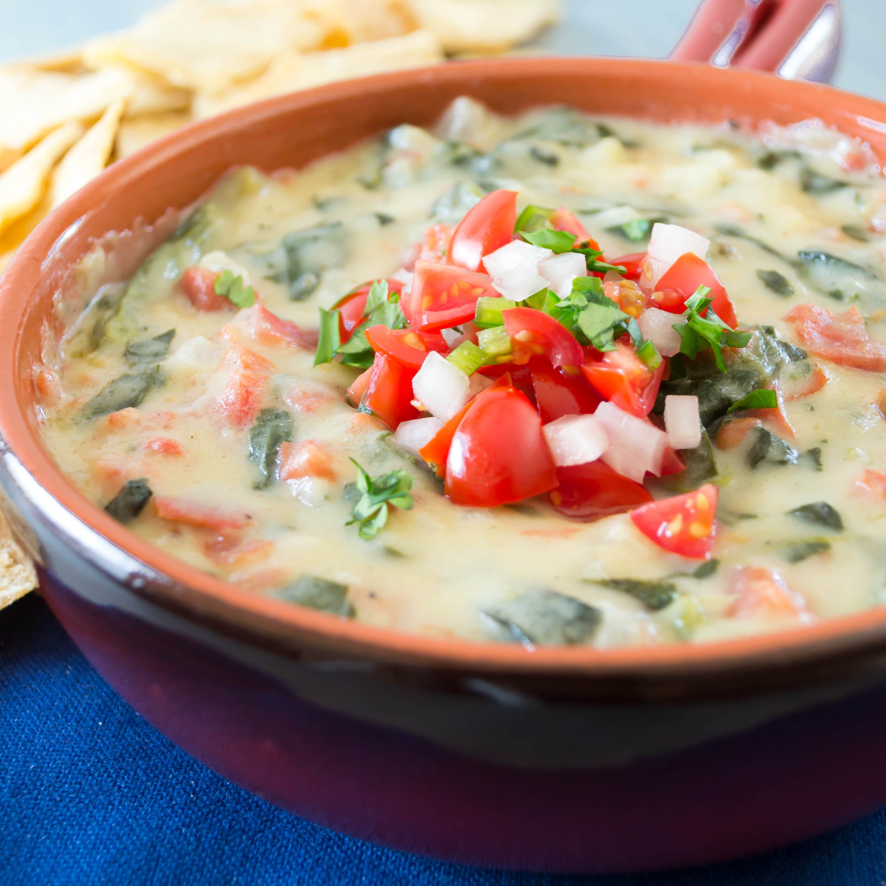 Mexican Spinach Dip Pick Fresh Foods